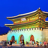 Gwanghwamun Gate, New and Improved : The main gate of Gyeongbokgung Palace, unveiled after a lengthy restoration on Liberation Day, 2010.