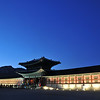 Gyeongbokgung at Night :