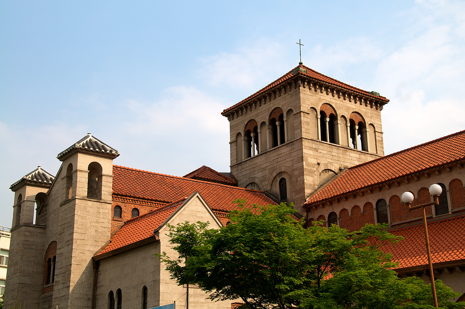 Seoul Anglican Cathedral