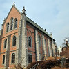 Wonhyoro Catholic Church and Yongsan Seminary : A visit to an old favorite in winter 2011.