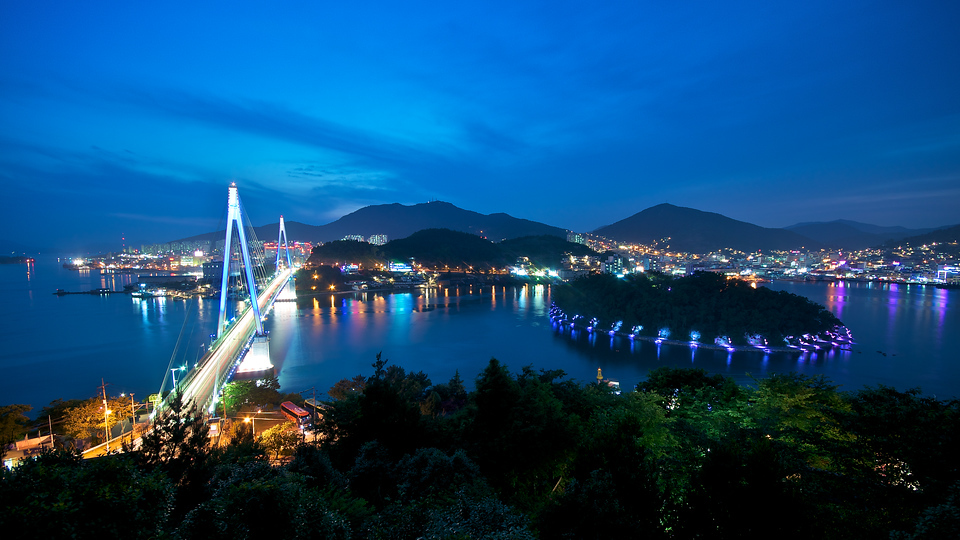 Yeosu Harbor
