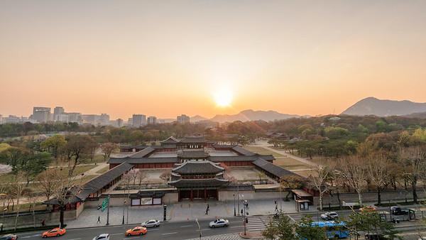 Changgyeonggung Spring 2015