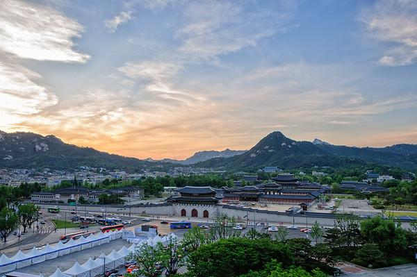 Gyeongbokgung 2015