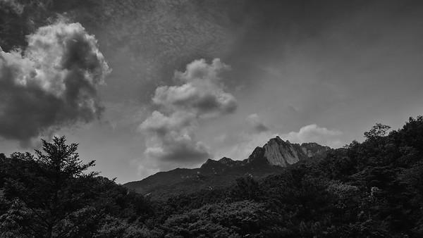 Mt. Dobongsan 2015