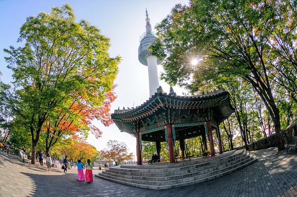 Namsan KOREA