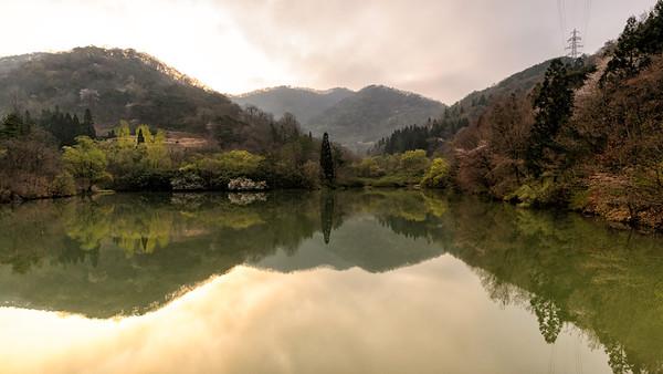 Seryangje Reservoir